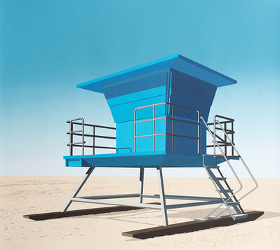 Daniel Rich, 'Lookout, Huntington Beach, CA', 2018
