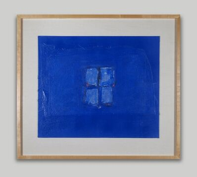 Adja Yunkers, 'Blind Window of Night', 1982