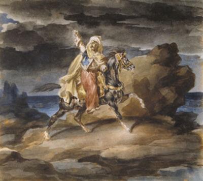 Théodore Géricault, 'The Giaour', 1822-1823