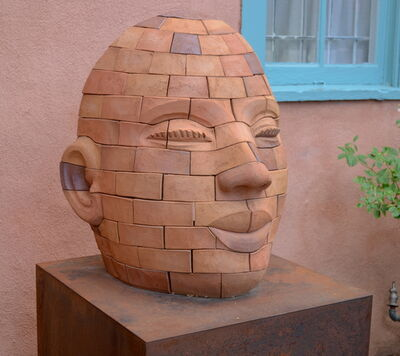 James Tyler, 'Medium Brickface '