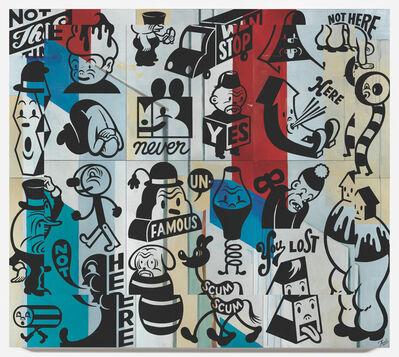 Gary Taxali, 'Can We Stop', 2015
