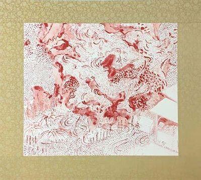 Seki TOMOO, 'Real/Red drawing #1', 2004