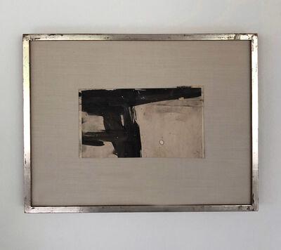 Franz Kline, 'Untitled ', 1956