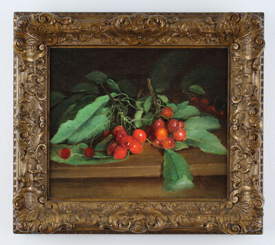 Charles Ethan Porter, 'Cherries', ca. 1885