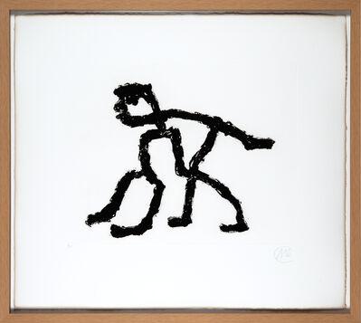 Markus Lüpertz, 'Monkey', 1988