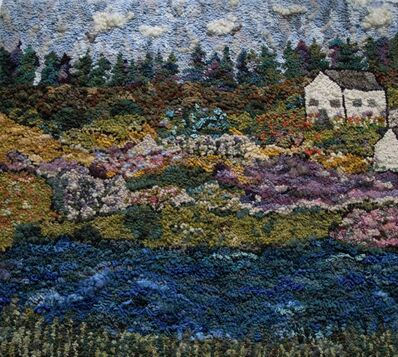 Mary Tooley Parker, 'House on the Hill', 2013