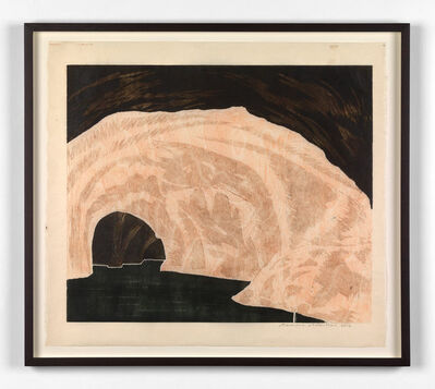 Mamma Andersson, 'Cave', 2016