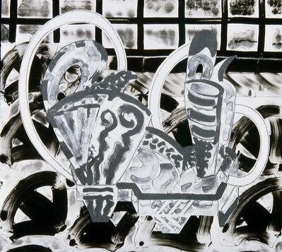 Betty Woodman, 'Minoan Pitchers/Oribe Tray', 1988