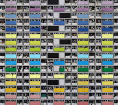 Michael Wolf (1954-2019), 'Architecture of Density #a99', 2007