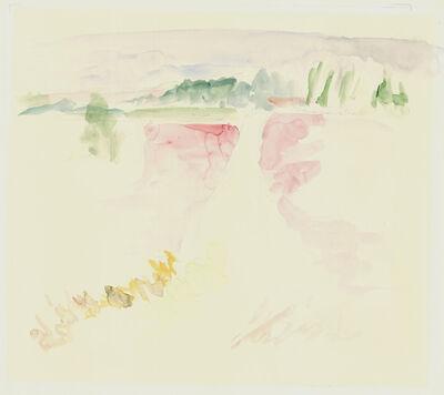 Irene M. Tschermak, 'Landschaft / Landscape', 1994