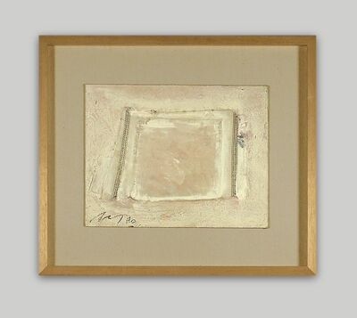 Adja Yunkers, 'Square by Jeans', 1980