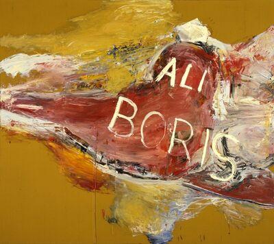 Julian Schnabel, 'Ali Boris', 2000