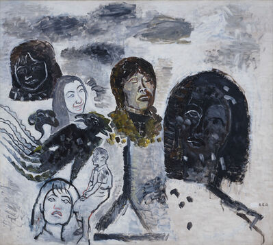Yu Youhan, 'Untitled', 2001