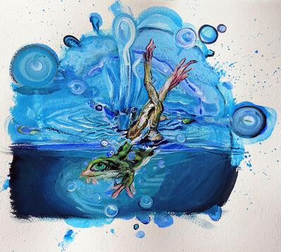 Natalie Frank, 'Frog King Splash', 2018