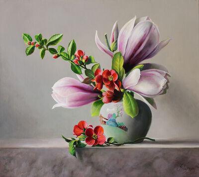 Pieter Wagemans, 'Magnolia'