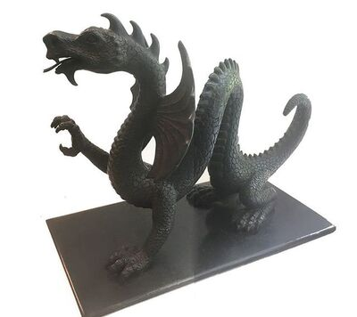 Eric Berg, 'Dragon', 2001
