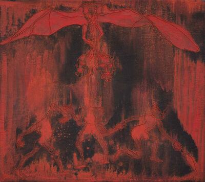 Sergio Hernández (b. 1957), 'Untilted', 2015