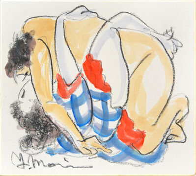 Yoshitoshi Mori, 'Lovers'