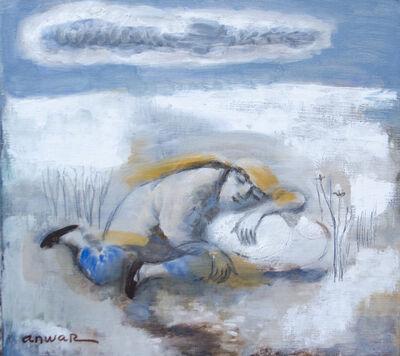 Anwar Abdoullaev, 'The Cloud', 2018