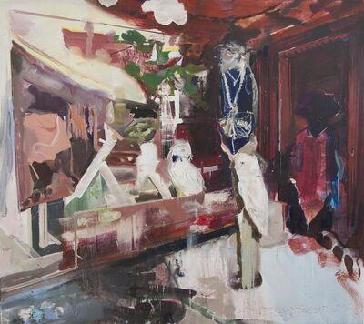 Martin Golland, 'Prop Room', 2015