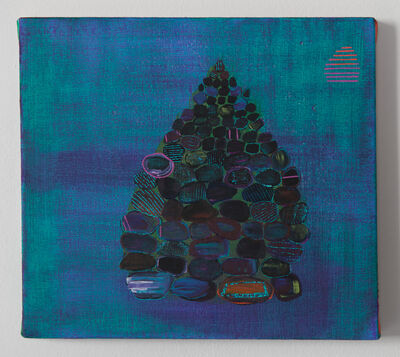 Annie Ewaskio, 'Magic Cairn #4', 2016