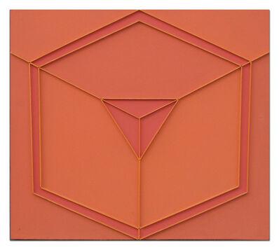 Peter Stroud, 'Orange Circumvent II', 1964