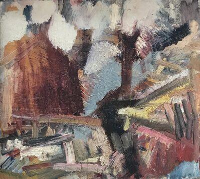 Dennis Creffield, 'Greenwich', 1958