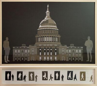 Jaime Ávila, 'Sastrería Americana. Capitolio II', 2020