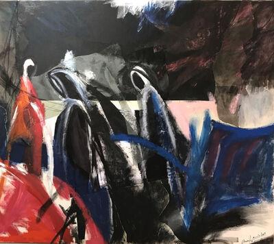 Amal Al Aathem, 'Self Dialogue 1', 2017