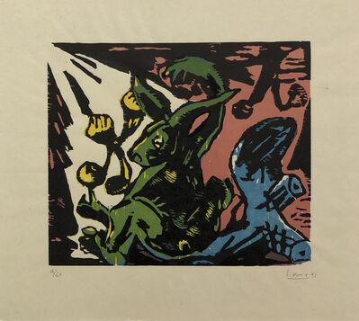 Santi Moix, 'The nocturnal world', 1993