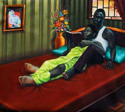 oluwole omofemi, 'Tight Corner ', 2021