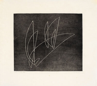 Josef Albers, 'Segments', 1934