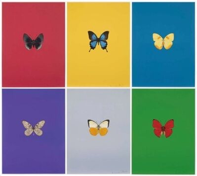 Damien Hirst, 'It's A Beautiful Day', 2013