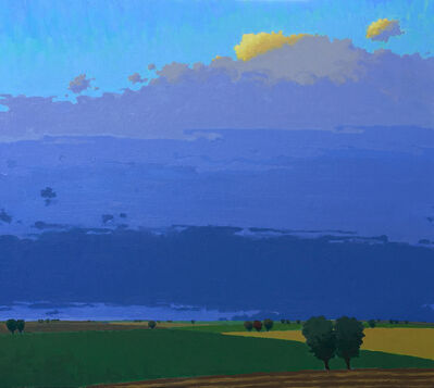 John Karl Claes, 'Light's Last Touch'