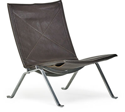 Poul Kjærholm, 'PK22 lounge chair, Denmark', des. 1956
