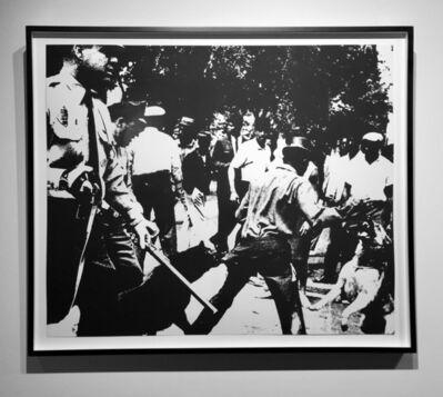 Andy Warhol, 'Birmingham Race Riot (F&S II.3)', 1964