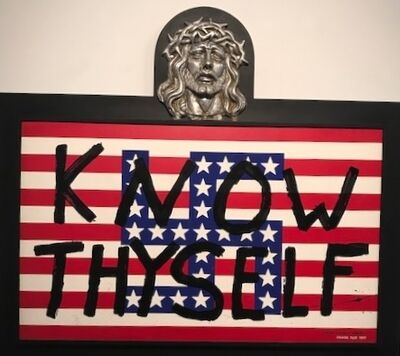 Forrest Prince, 'Know Thyself', 1991