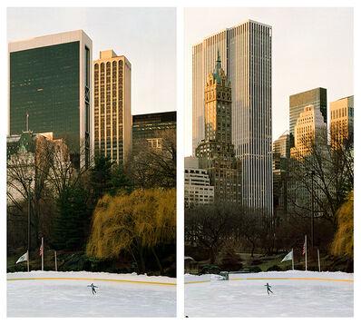 Barbara Probst, 'Exposure #86: N.Y.C., Central Park, Wollman Skating Rink, 03.01.11, 6:36 a.m.', 2011