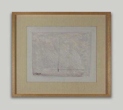 Adja Yunkers, 'Breathless', 1982