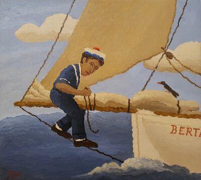Ramiro Fernandez Saus, 'A Sailor's Diary II', 2003/2019