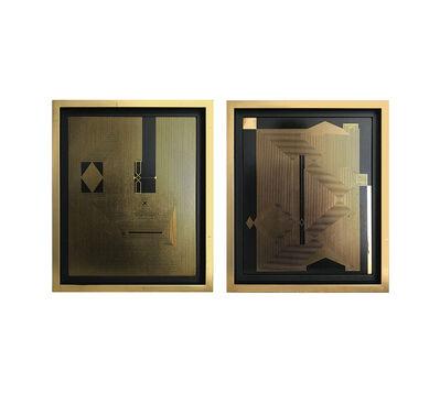 Francisco Larios, 'Untitled 17 and Untitled 16', 2019