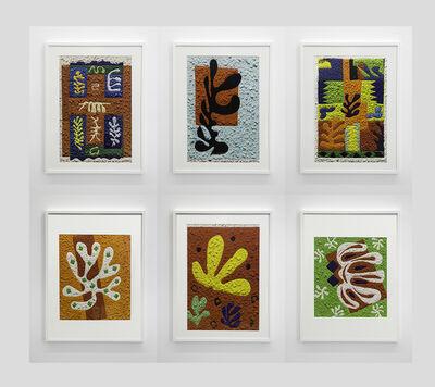 Vik Muniz, 'Metachrome (Cut-outs, after Henri Matisse)', 2017