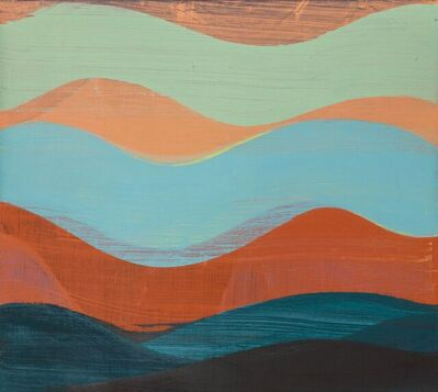 Margaret Neill, 'Swirl', 2004