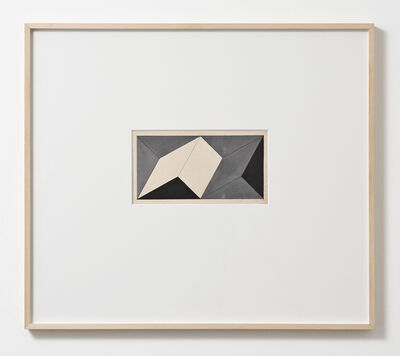 Lygia Clark, 'Planos em superfície modulada', 1957