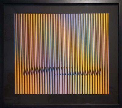 Carlos Cruz-Diez, 'Abstract Composition 4', 2015