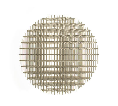 François Morellet, 'Sphere-Trame', 1962