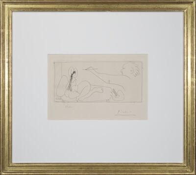 Pablo Picasso, 'Les Dames de Mougins', November 1963