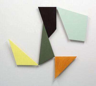 Kenneth L. Greenleaf, '1-Polarity', 2013