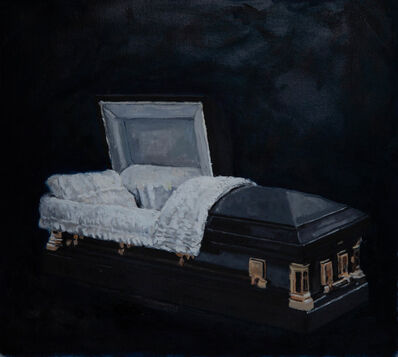Reginald O'Neal, 'My Little Brothers Casket', 2018