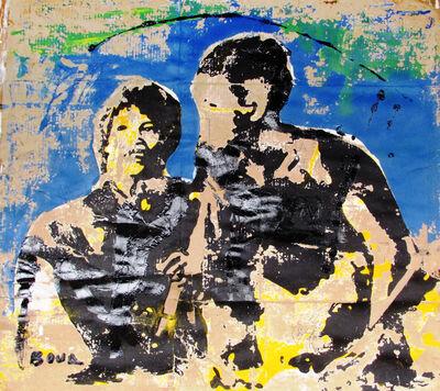Armand Boua, 'Les enfants de Côte d'lvoire 002', 2015